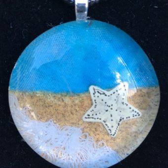 Christine - pendants star