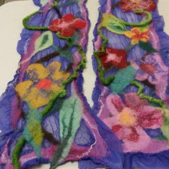 Melinda - student scarf